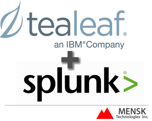 IBM Tealeaf plus Splunk